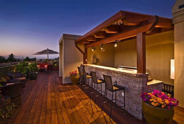 outdoor covered patio lighting